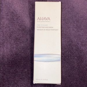 Ahava Purifying Mud Mask Time to Clear